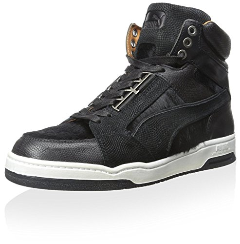 Sneaker Midtop Made In Italy Sneaker Nero Made In Italy
