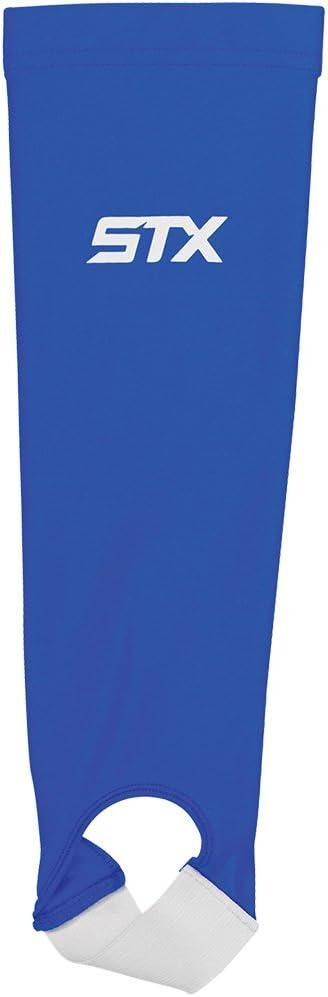 STX Field Hockey Shin Guard Sleeve, Purple, One Size : Sports & Outdoors