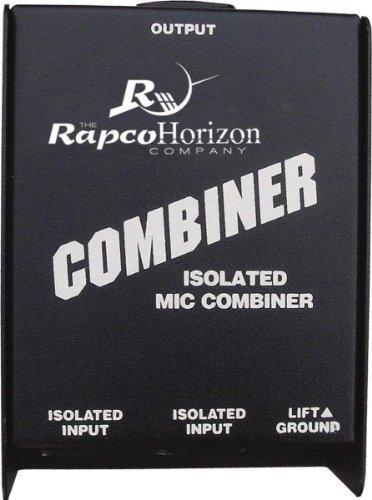 Isolated Mic - Rapco Horizon MC-1 Isolated Mic Combiner