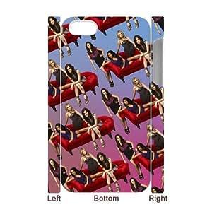 ZK-SXH - Pretty Little Liars Custom 3D Case Cover for iPhone 4,4G,4S, Pretty Little Liars DIY 3D Case