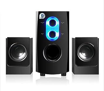 Mrrong Altavoz Bluetooth Ordenador Portátil Audio Ordenador Doméstico Subwoofer Escritorio Altavoz Activo Audio: Amazon.es: Electrónica
