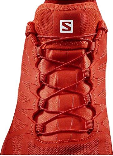 Salomon S Lab Sense 6–Racing red/white
