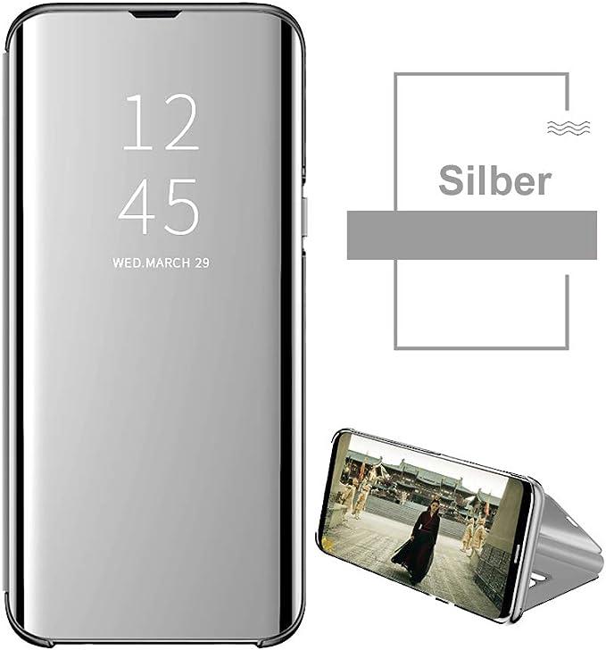 Clear View Standing Cover para el Samsung Galaxy S8 funda ...