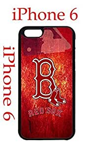 Boston Red Sox iPhone 6 4.7 Case Hard Silicone Case