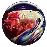 Roto Grip Wreck-Em Bowling Ball- Red/Purple/White