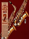 img - for Easy Jazz Duets for 2 Alto Saxophones and Rhythm Section book / textbook / text book