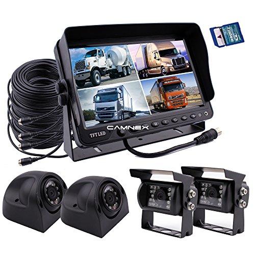 Camnex Car Backup Camera System 9