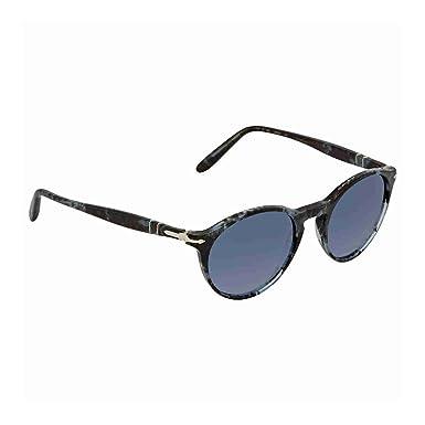 Persol Herren Sonnenbrille 0Po3092Sm 9049Q8 50, Blau (Blute Grey Azure Blue) e09750683e