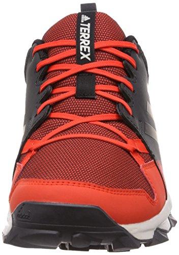 Les Hommes Adidas Terrex Trace Chaussures De Trekking Et Randonnée Bascule Moitié Rouge (roalre / Negbas / Carbone) 000