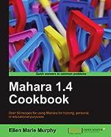 Mahara 1.4 Cookbook Cover