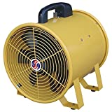 Q Standard 12'' Wet Location Utility Blower - 39012