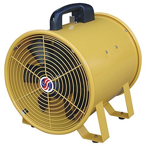 Q Standard 12'' Wet Location Utility Blower - 39012 by Q Standard