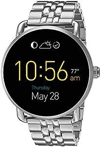 Fossil Q Wander Gen 2 Touchscreen Silver Stainless Steel Smartwatch