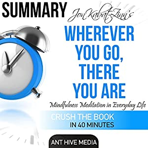 Summary | Jon Kabat-Zinn's Wherever You Go, There You Are Audiobook