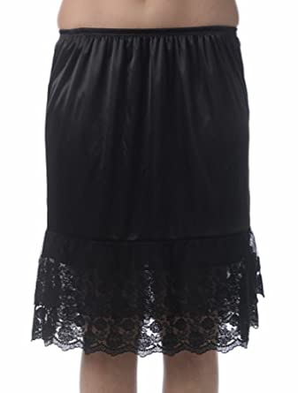 Lace dress extender slip 6 battery