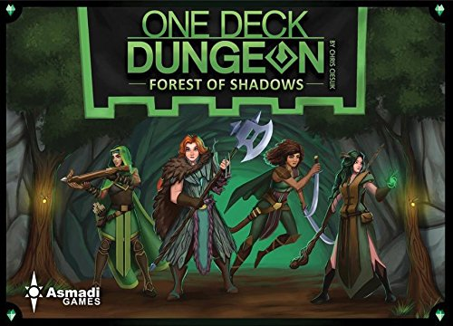 Forest Deck (One Deck Dungeon: Forest of Shadows)