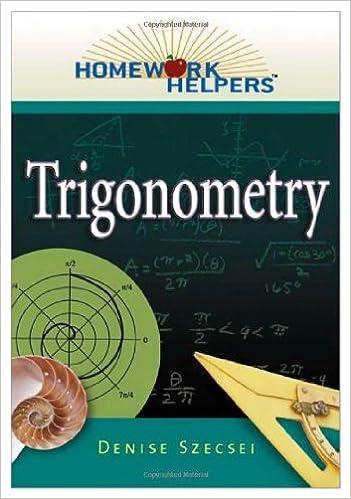 Amazon homework helpers trigonometry ebook denise szecsei ph homework helpers trigonometry 1st edition kindle edition fandeluxe Image collections