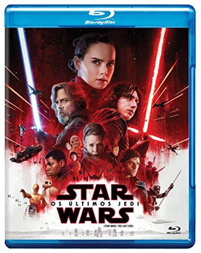 Star Wars Os Últimos Jedi [Blu-ray]
