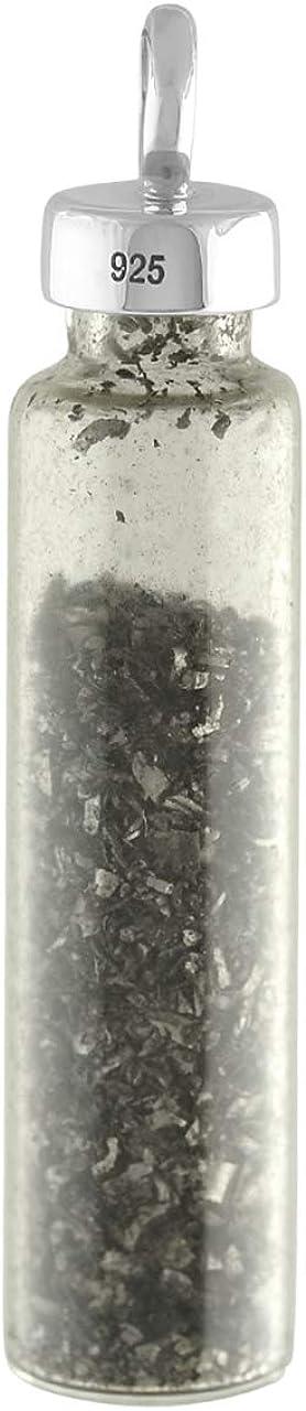 StarbornGibeon Pendentif en argent sterling 925 Motif poussi/ère de lespace