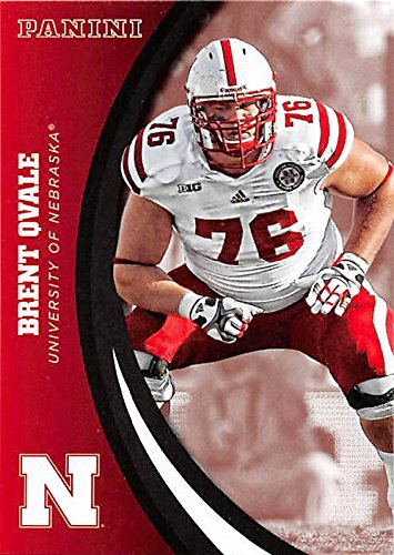 brent-qvale-football-card-nebraska-cornhuskers-2015-panini-team-collection-36
