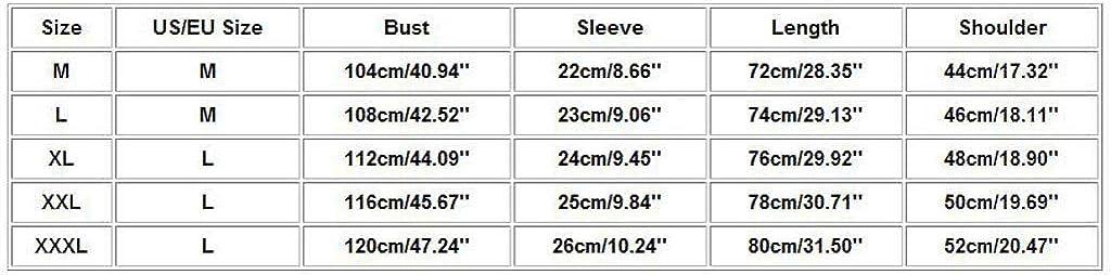 T-Shirt Uomo,Honestyi Tee Shirt Comfort Manica Corta Girocollo con Stampa a Aereo Modelli di Esplosione Moda Camicetta Polo Girocollo maturo Maglia Camicia Top Camicie Maglietta Casual