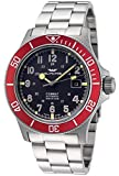 Glycine Combat Mens Analog Automatic Watch with Stainless Steel Bracelet GL0078