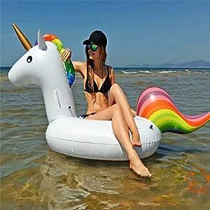Pool Toy Hinchable Colchonetas Unicornio Gigante Piscina ...