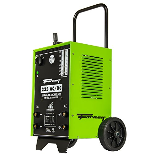Forney 314 Arc Welder 235FI AC DC, 230-Volt, 230-Amp by Forney (Image #2)