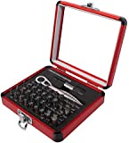 Sunex 9726 Mini Ratchet and Bit Set, 38-Piece