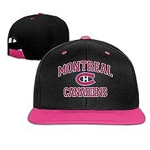 Montreal Canadiens Nhl Ice Hockey Team Baseball Snapback Hat