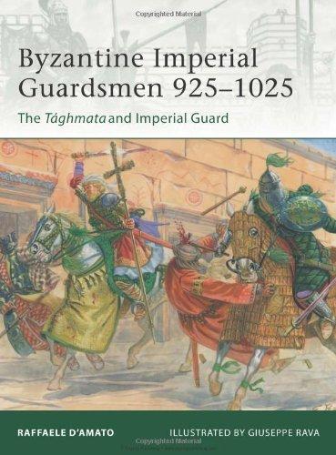 byzantine imperial guardsmen - 8