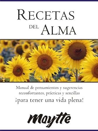 Recetas del Alma (Spanish Edition) - Kindle edition by