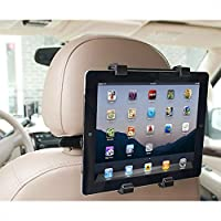 Soporte universal para reposacabezas de coche, para tablet de 7 a 14 pulgadas, para iPad, tablet, PC, GPS