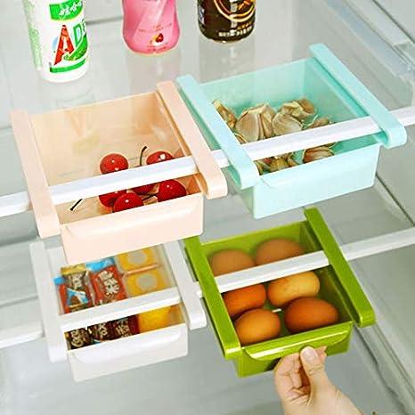 Kisame Caja de Almacenamiento de Cereales para refrigerador de ...