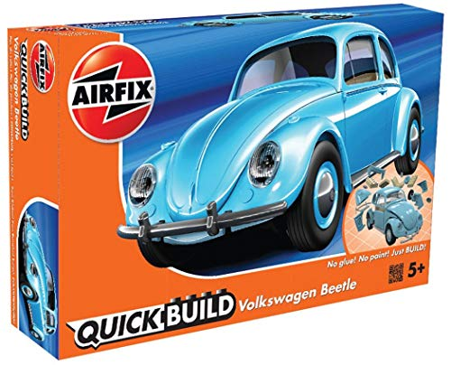 Airfix Quickbuild Volkswagen Beetle Plastic Model Kit