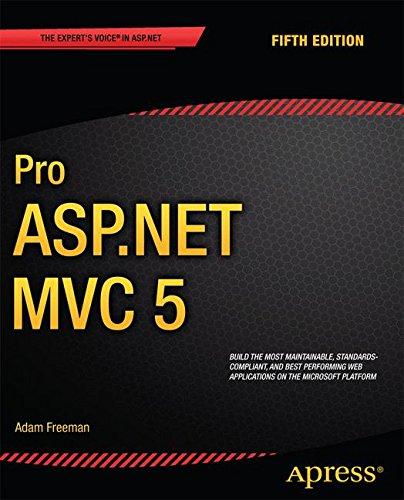 Pro ASP.NET MVC 5 (Expert's Voice in ASP.Net) (Net Mvc)