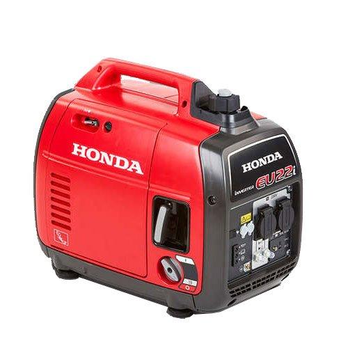 Honda EU22i 2200w Portable Suitcase Inverter Mains Generator 5yr* Dom...