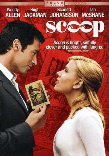 Scoop - Manhattan Melodrama