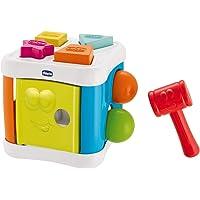 Cubo Bate-Bate 2 Em 1, Chicco, Colorido