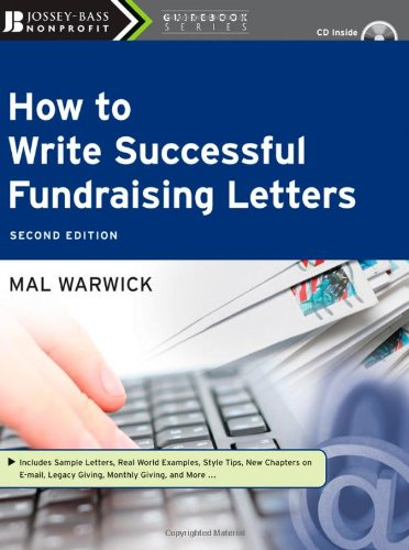 How to Write Successful Fundraising Letters, with CD (Letters Raising Successful Fund)