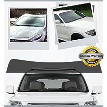 Precut Toyota Camry Sedan Windshield Sun Visor Strip 30% Tint Shade for Model 2002 2003 2004 2005 2006