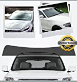 audi a4 driver sun visor - Precut Audi A4 Sedan Windshield Sun Visor Strip 5% Tint Shade for Model 2002 2003 2004 2005 2006 2007 2008