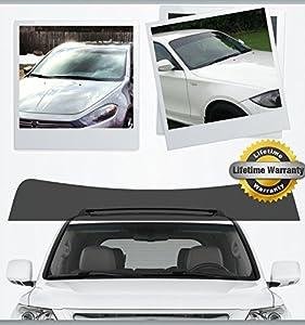 precut nissan sentra windshield sun visor strip 30 tint. Black Bedroom Furniture Sets. Home Design Ideas