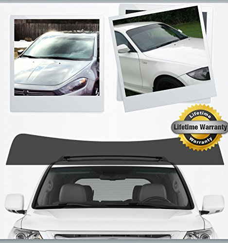 Precut Subaru Impreza WRX STI Windshield Sun Visor Strip 5% Tint Shade for Model 2002 2003 2004 2005 2006 2007