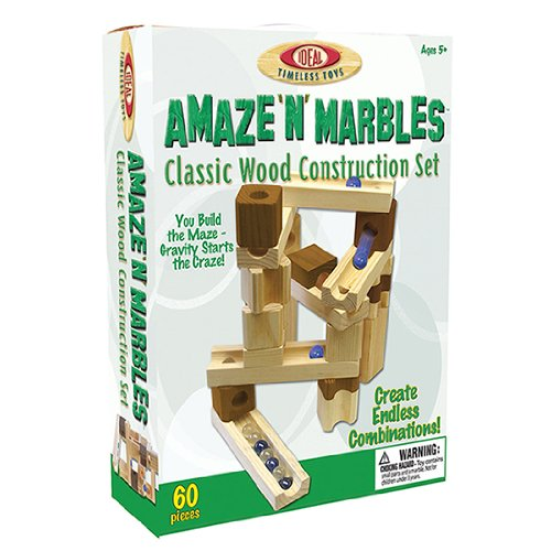 - Poof Slinky SLT4600M Amaze-N-Marbles 60 Piece Set