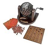 Craftsman Collection Deluxe Bingo Set