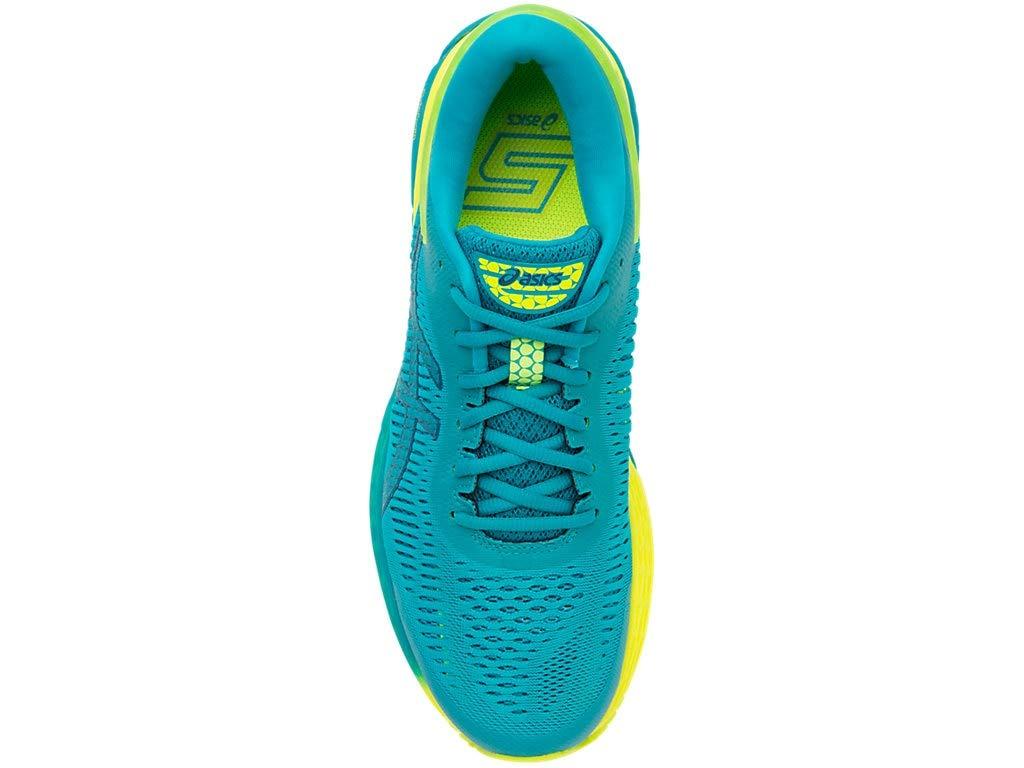 ASICS Men's Gel-Kayano 25 Running Shoes, 7M, Lagoon/DEEP Aqua by ASICS (Image #4)