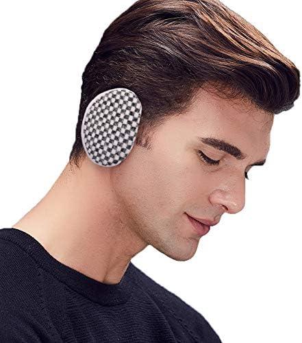 FASHION Ohrenschützer Damen Herren Warme Winter Ohrenwärmer Outdoor Ski Gehörschutz Ohrwärmer Korallenvlies