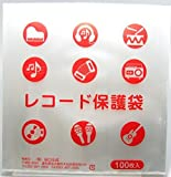 100 Taguchi LP 0.08mm Polypropylene Outer Sleeves