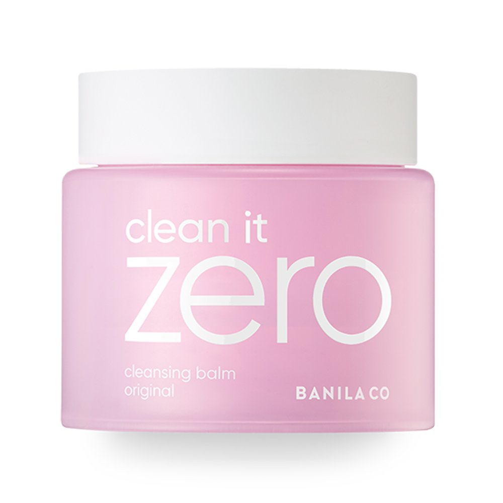 BANILA CO NEW Clean It Zero Cleansing Balm Original - Instant Makeup Remover, Facial Wash, 180ml, Double Cleanse, Hydrates, All Skin Types, Hypoallergenic, Super-size by BANILA CO